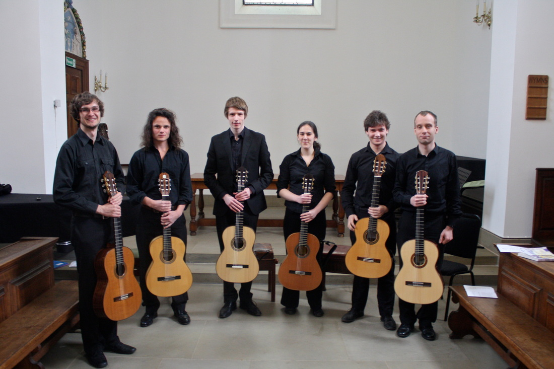 Oxford Guitar Ensemble