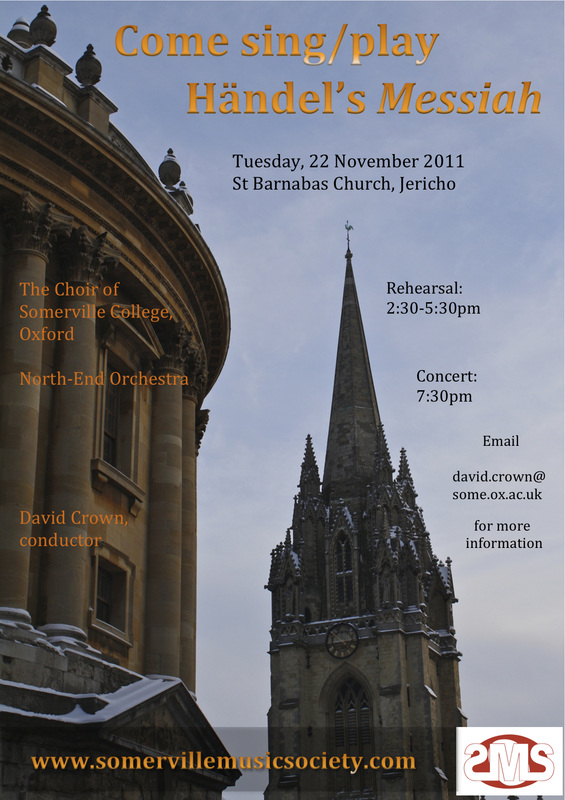 Messiah Poster 2011
